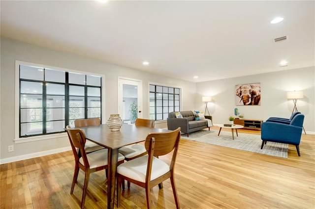 3109 Walnut Ave #1, Austin, TX 78722 (#5748069) :: Lauren McCoy with David Brodsky Properties