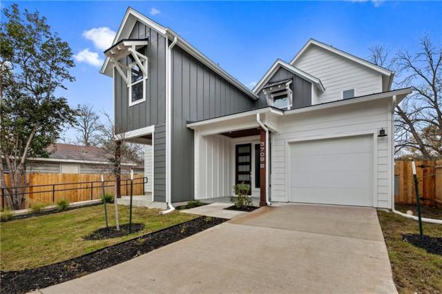 3709-B Garden Villa Ln, Austin, TX 78704 (#5758676) :: Zina & Co. Real Estate