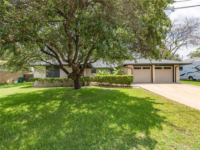 2406 Orleans Dr, Cedar Park, TX 78613 (#5765632) :: Realty Executives - Town & Country