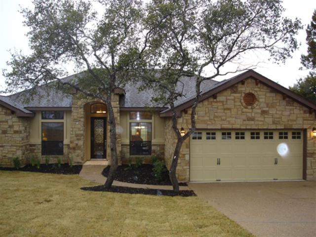 3943 Outpost Trce, Lago Vista, TX 78645 (#5775386) :: Forte Properties