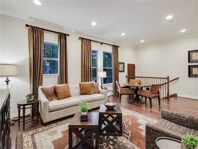 233 Adams St, Georgetown, TX 78628 (#5780259) :: The Perry Henderson Group at Berkshire Hathaway Texas Realty