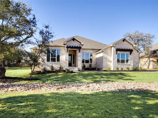 530 Hawthorne Loop, Driftwood, TX 78619 (#5780894) :: The Perry Henderson Group at Berkshire Hathaway Texas Realty