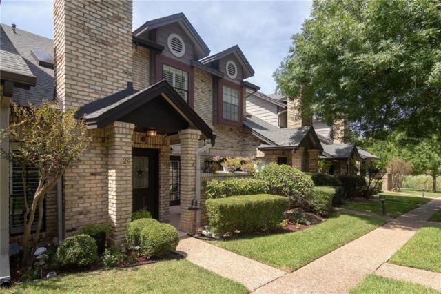 10819 Crown Colony Dr #20, Austin, TX 78747 (#5784673) :: Austin International Group LLC