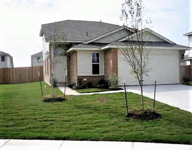 12633 James Polk St, Manor, TX 78653 (#5805179) :: The Heyl Group at Keller Williams