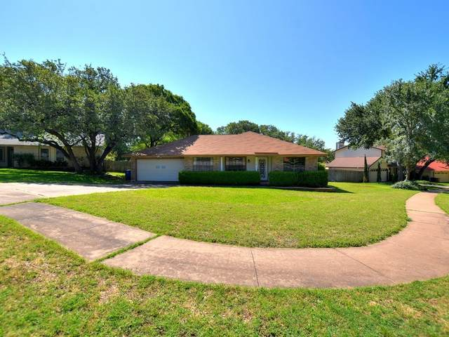 4518 Sidereal Dr, Austin, TX 78727 (#5808790) :: Watters International