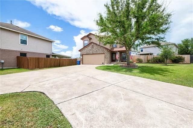 208 Gettysburg Loop, Elgin, TX 78621 (#5818020) :: Papasan Real Estate Team @ Keller Williams Realty