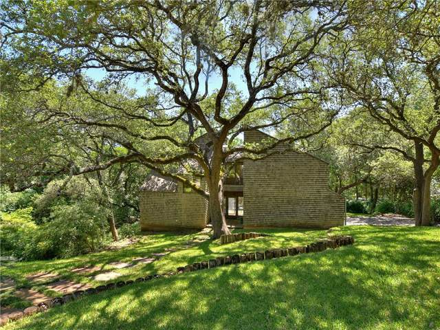 805 Rock Creek Dr, West Lake Hills, TX 78746 (#5823298) :: The Perry Henderson Group at Berkshire Hathaway Texas Realty
