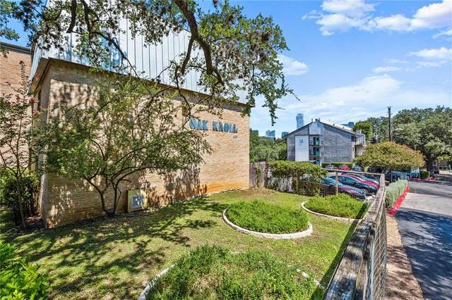 620 S 1st St #102, Austin, TX 78704 (#5857842) :: The Perry Henderson Group at Berkshire Hathaway Texas Realty