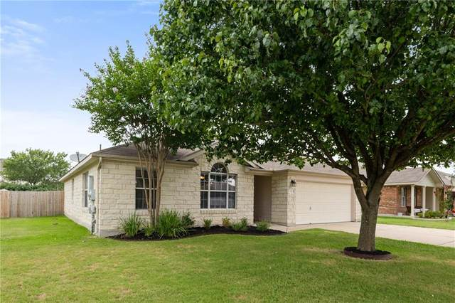 110 Swenson Dr, Hutto, TX 78634 (#5859746) :: Papasan Real Estate Team @ Keller Williams Realty