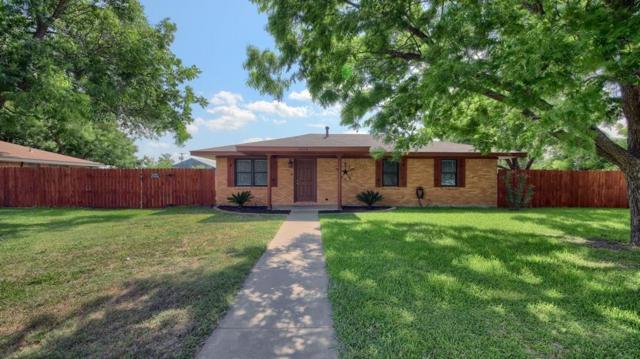 1614 Laurel St, Taylor, TX 76574 (#5877533) :: The Perry Henderson Group at Berkshire Hathaway Texas Realty