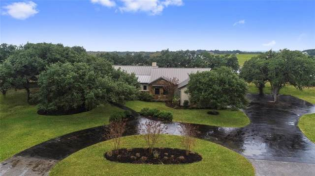 155 Horse Trail Dr, Dripping Springs, TX 78620 (MLS #5885187) :: Brautigan Realty