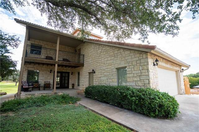 106 Brandywine, Horseshoe Bay, TX 78657 (#5908878) :: Papasan Real Estate Team @ Keller Williams Realty