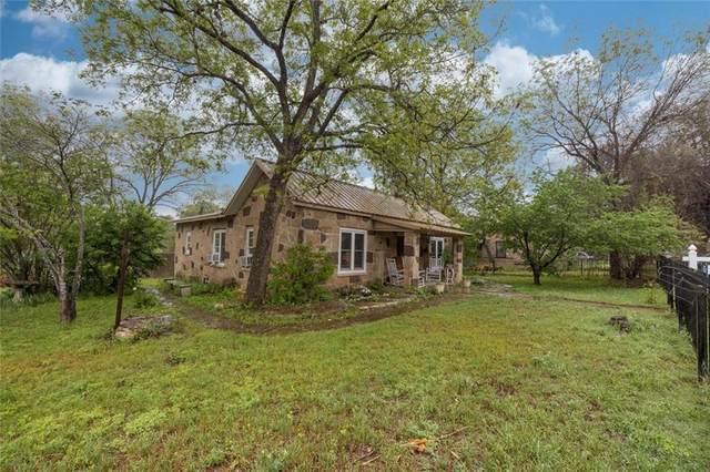 108 N Avenue C, Johnson City, TX 78636 (#5920463) :: Ben Kinney Real Estate Team