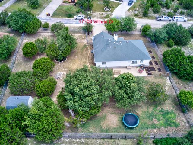 17703 Village Dr, Dripping Springs, TX 78620 (#5921225) :: The Summers Group