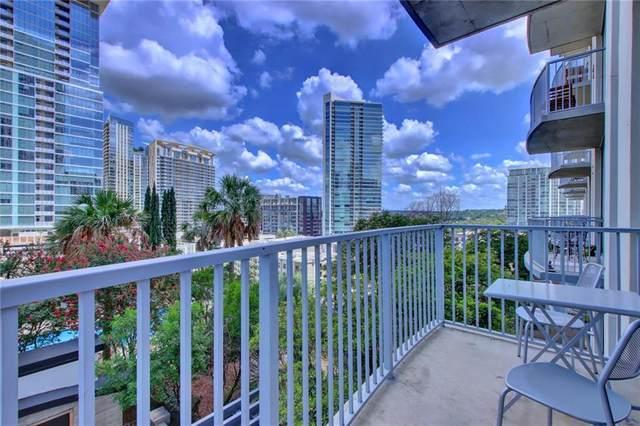 360 Nueces St #1104, Austin, TX 78701 (#5926709) :: Lauren McCoy with David Brodsky Properties