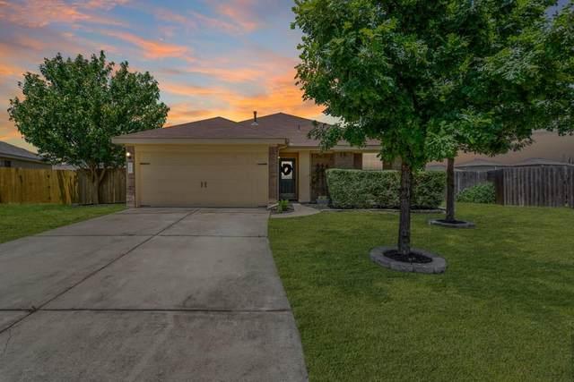 307 Forsyth Ct, Hutto, TX 78634 (#5929455) :: Papasan Real Estate Team @ Keller Williams Realty