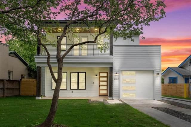 2302 Euclid Ave #1, Austin, TX 78704 (#5936248) :: Papasan Real Estate Team @ Keller Williams Realty