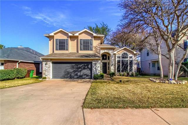 1009 Parrot Trl, Round Rock, TX 78681 (#5939697) :: The Heyl Group at Keller Williams