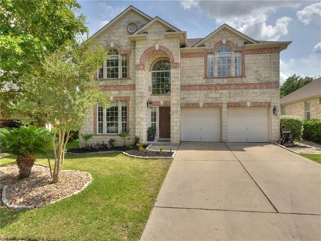 2712 Cascade Falls Dr, Austin, TX 78738 (#5964790) :: Service First Real Estate