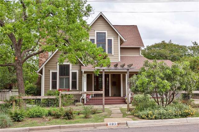 803 Garner Ave, Austin, TX 78704 (#5966458) :: The Perry Henderson Group at Berkshire Hathaway Texas Realty