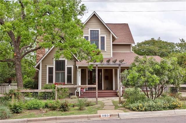 803 Garner Ave, Austin, TX 78704 (#5966458) :: Papasan Real Estate Team @ Keller Williams Realty