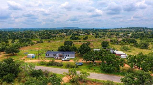 226 County Road 201B, Llano, TX 78643 (#5970083) :: Green City Realty