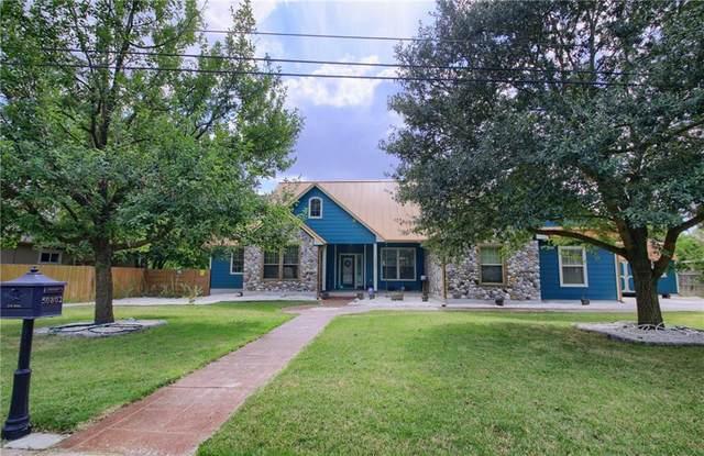 50802 Indian Creek Dr, Georgetown, TX 78626 (#5973659) :: Papasan Real Estate Team @ Keller Williams Realty