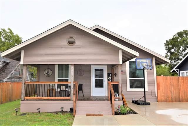 1119 W 7th St, Taylor, TX 76574 (MLS #5978708) :: Vista Real Estate