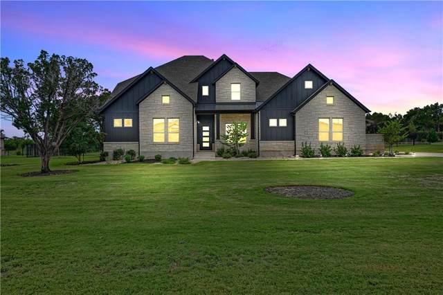 2248 High Lonesome, Leander, TX 78641 (#5984117) :: Papasan Real Estate Team @ Keller Williams Realty