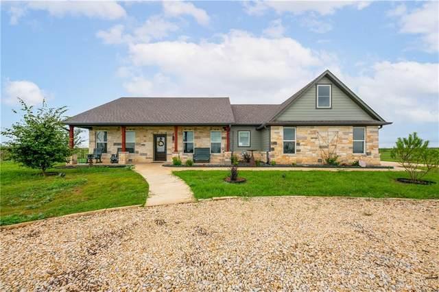 3320 County Road 405, Taylor, TX 76574 (#5997730) :: Papasan Real Estate Team @ Keller Williams Realty