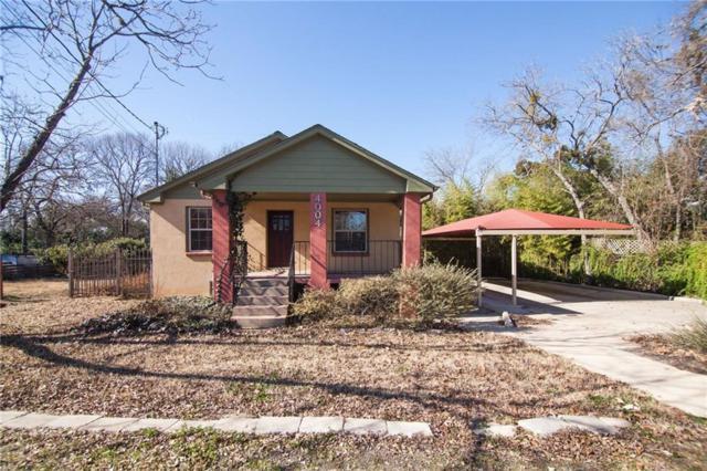 4004 Clawson Rd, Austin, TX 78704 (#6008191) :: RE/MAX Capital City