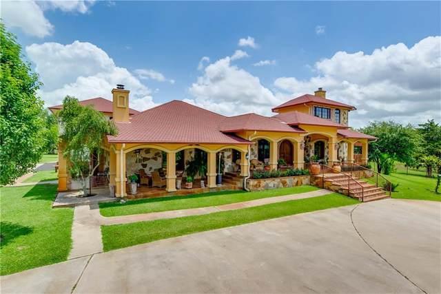 711 Old Antioch Rd, Smithville, TX 78957 (#6011262) :: Papasan Real Estate Team @ Keller Williams Realty