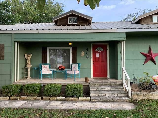 408 E Graves St, Burnet, TX 78611 (#6018359) :: Papasan Real Estate Team @ Keller Williams Realty