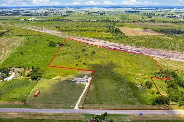 1593 N Fm 2184 Rd, Rogers, TX 76569 (#6018935) :: Papasan Real Estate Team @ Keller Williams Realty