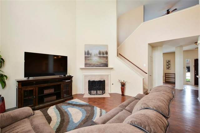 1520 NW Augusta Bend Dr, Hutto, TX 78634 (#6027863) :: Zina & Co. Real Estate