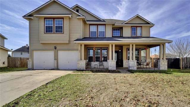 101 Wimberley St, Hutto, TX 78634 (#6047291) :: R3 Marketing Group