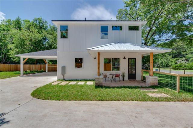 4419 Jester Dr #1, Austin, TX 78745 (#6048289) :: Papasan Real Estate Team @ Keller Williams Realty
