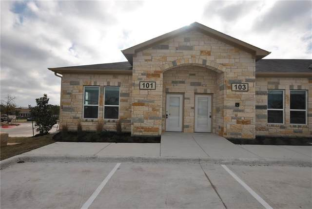 209 S 12th St #101, Pflugerville, TX 78660 (#6061738) :: Papasan Real Estate Team @ Keller Williams Realty