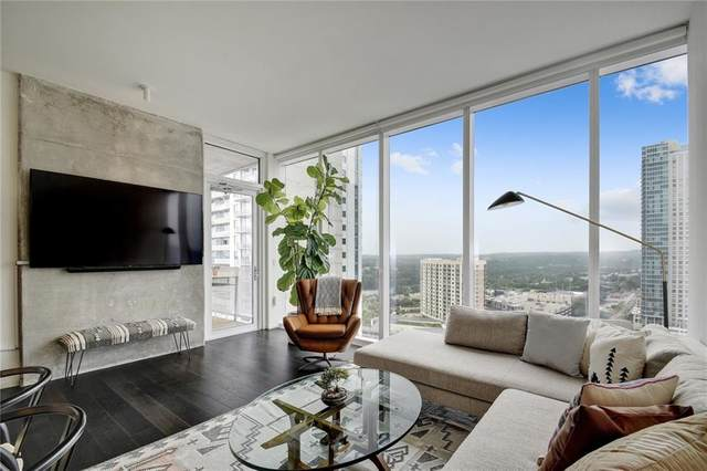 301 West Ave #1809, Austin, TX 78701 (#6068776) :: The Heyl Group at Keller Williams