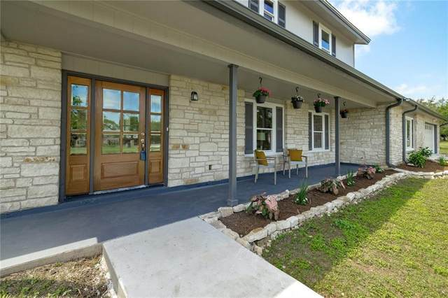 411 Carriage Oaks Dr, Liberty Hill, TX 78642 (#6083811) :: The Perry Henderson Group at Berkshire Hathaway Texas Realty