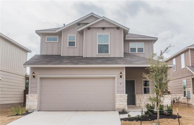 2601 Chandler Creek Blvd #4, Round Rock, TX 78665 (#6100446) :: Watters International