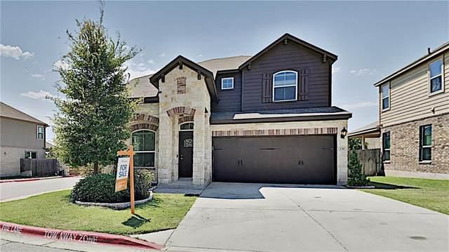 3451 Mayfield Ranch Blvd #230, Round Rock, TX 78681 (MLS #6110666) :: Brautigan Realty