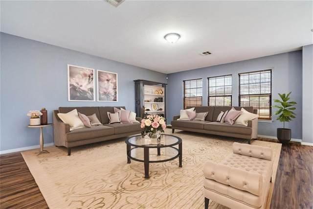 401 Evening Grosbeak Dr, Pflugerville, TX 78660 (#6118907) :: Papasan Real Estate Team @ Keller Williams Realty
