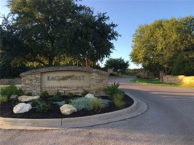 17.45ac Eagle Ridge, Burnet, TX 78611 (#6149533) :: Papasan Real Estate Team @ Keller Williams Realty