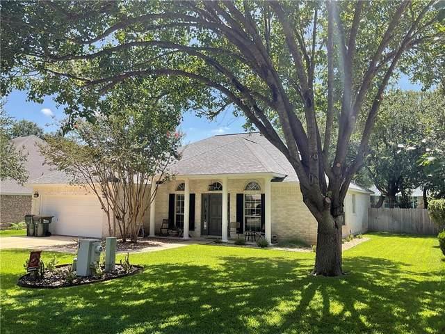 452 Logan, Georgetown, TX 78628 (#6154818) :: Papasan Real Estate Team @ Keller Williams Realty