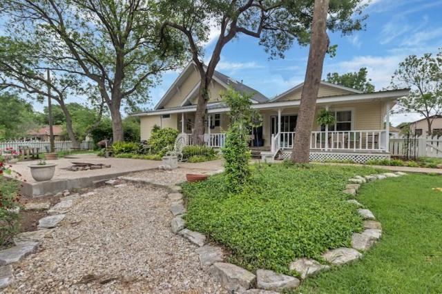 400 W Avenue G, Jarrell, TX 76537 (#6155678) :: Watters International