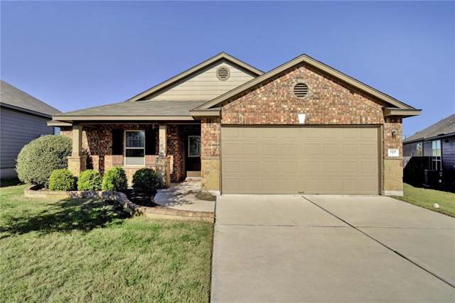 120 Shiloh Cv, Hutto, TX 78634 (#6169561) :: Papasan Real Estate Team @ Keller Williams Realty