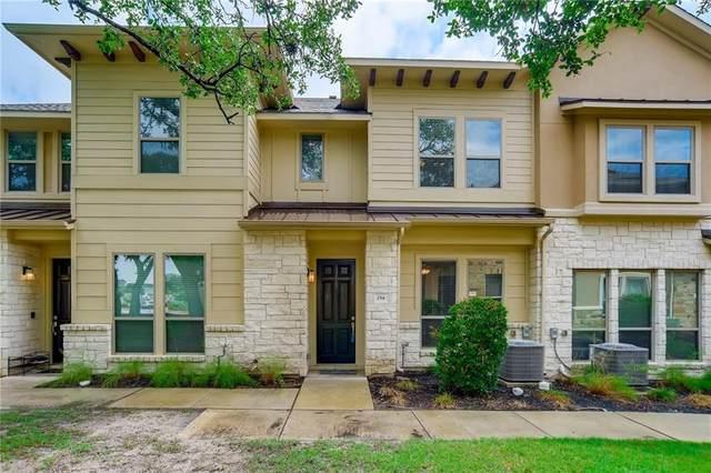 13800 Lyndhurst St #254, Austin, TX 78717 (MLS #6171161) :: Vista Real Estate