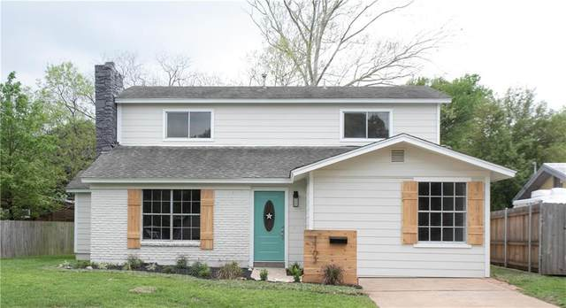 1703 Fair Oaks Dr, Austin, TX 78745 (#6184481) :: Papasan Real Estate Team @ Keller Williams Realty