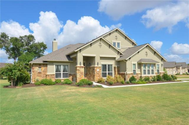 124 Camp Verde Dr, Georgetown, TX 78633 (#6188303) :: RE/MAX Capital City